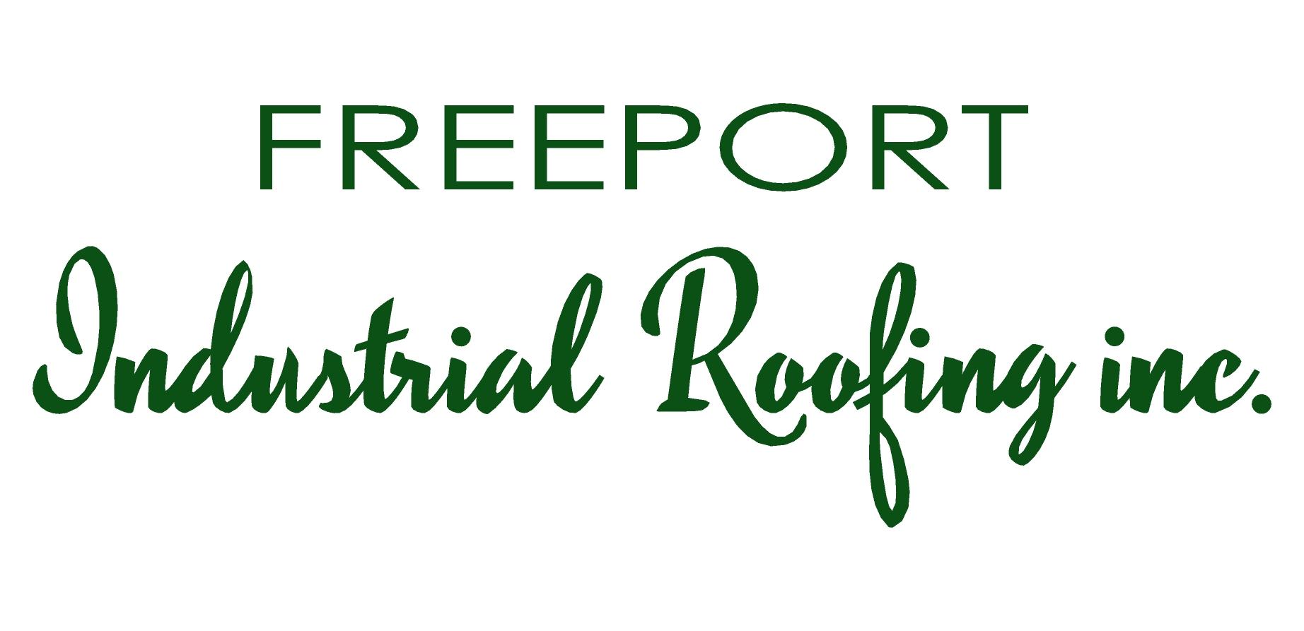 Freeport Industrial Roofing logo
